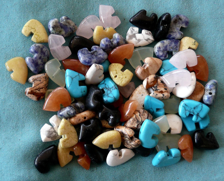 Zuni Fetish Beads 119