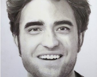 Robert Pattinson (Original) ARCadenceArt