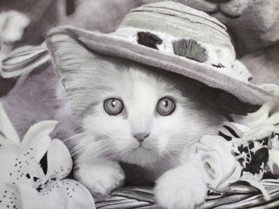 Beatrix's Easter Bonnet (Original) ARCadenceArt