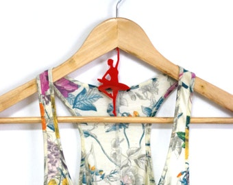 ballet dancer hanger- customize hanger - HangOnMe
