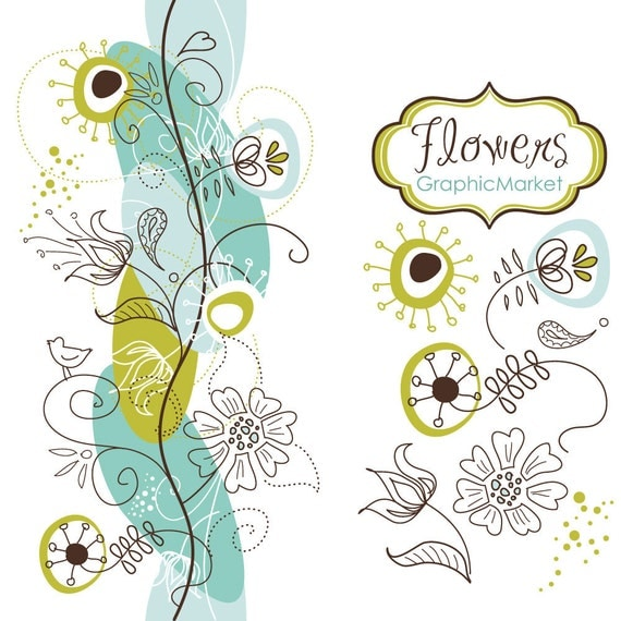 14 Flower Designs And a Floral