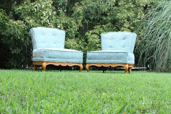 RESERVED for crystalball80 - Molly Chairs, set of 2