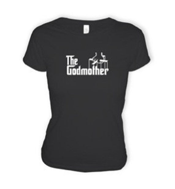 The Godmother (Godfather movie) Ladies' T-Shirt