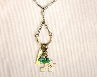 Autism Inspire Necklace
