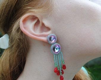 Fiesta earrings*