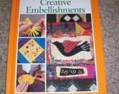 Creative Embellishments Book