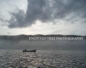 Fine Art Print 8x10 - Fishing Bonne Bay