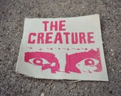 The Creature Hand Made Patch