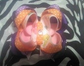 "Hairbows: 3.0"" Carebears Hair Bow"