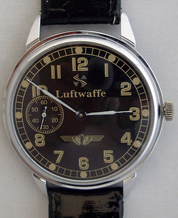 COLLECTION german watch LACO LUFTWAFFE