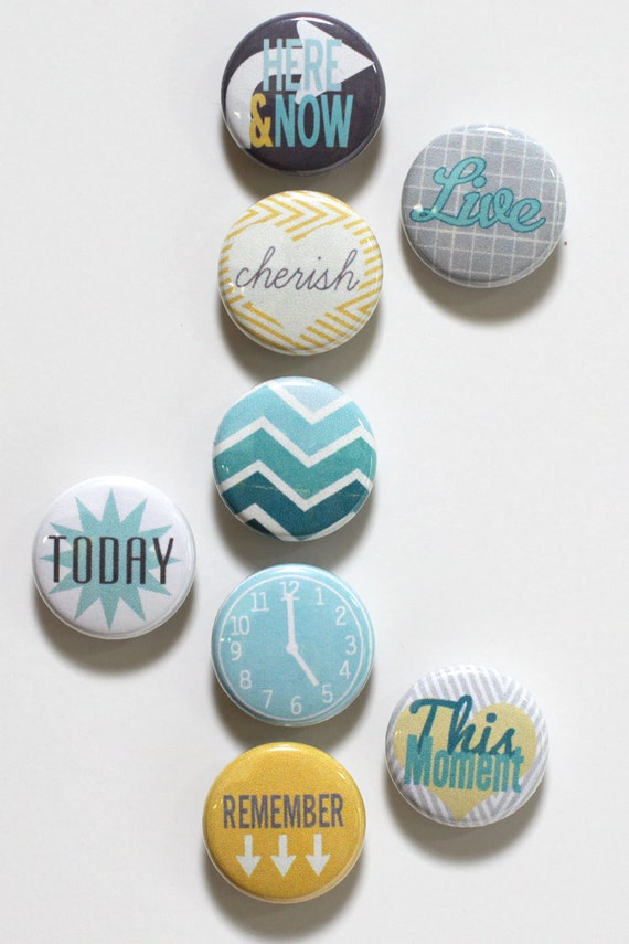 Moments Collection Button Badge Flair