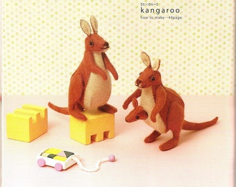 eBook 3D Felt Zoo - FELT05