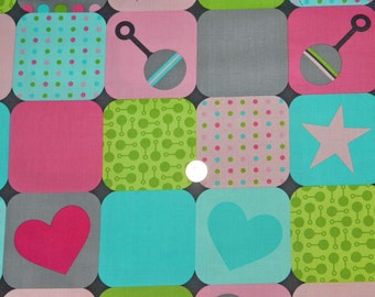 Little One Block - Fabric By The Yard