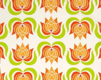 Modern Lotus Pillow : Patty Young Modkid Modern Lotus Pillow Sewing Pattern FREE