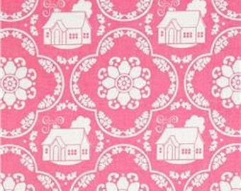 Daisy Cottage - Fabric By The Yard  - H