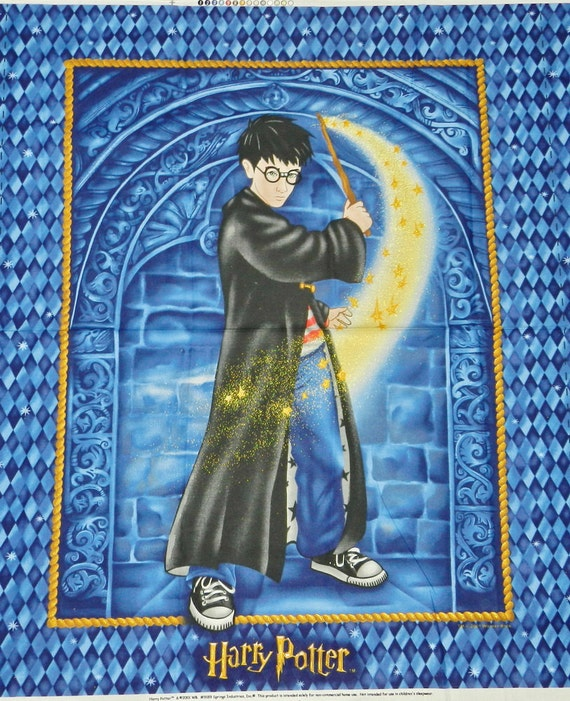LAST ONE Extremely Rare oop Harry Potter 36x44 panel VHTF