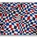 Patriotic Quilt Patterned - Fabric By The Yard
