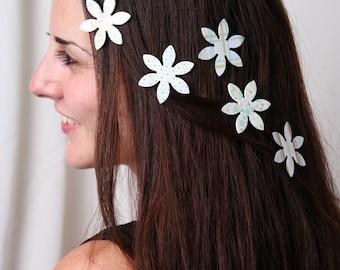 Hair magnets, Hair jewelry, Hair accessory, Flower hair clip, Flower clip, Hair flowers, Girl hair accessory, Women hair accessory,Girl clip