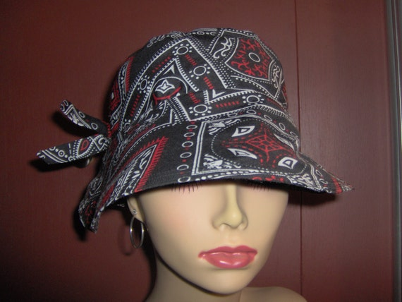 SPECIAL ORDER For Jess,Womens Cloche Hat, Sun Hat, Beach Hat, Garden Hat, Womens Hat, Bandana