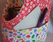 FREE SHIPPING - Small Tote Bag - Scripture Bag - Fun purse