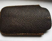 HTC ONE S leather case-sleve rezerved for Sarah