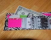 Duct Tape Bi-fold Wallet
