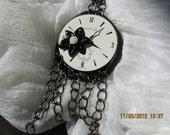 Watch design necklace