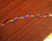 Friendship Bracelet- 3D Braid