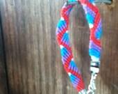 Zig Zag Friendship Bracelet