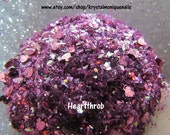 Raw Glitter Mix for Nails: Heartthrob (My Little Pony Collection)