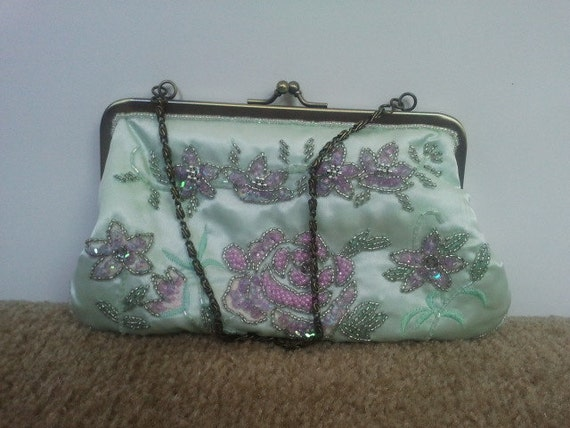 Small Formal Clutch / Coin Purse