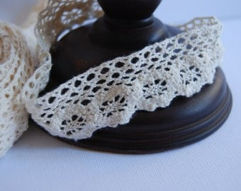 Lace Ribbon 3 Yd each package