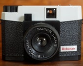SALE Vintage NOS Debonair Camera // Unused Lomography Camera