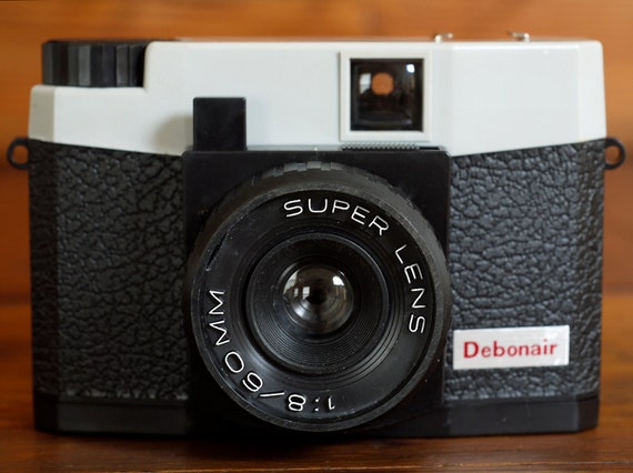 SALE Vintage NOS Debonair Camera // Unused Lomography Camera