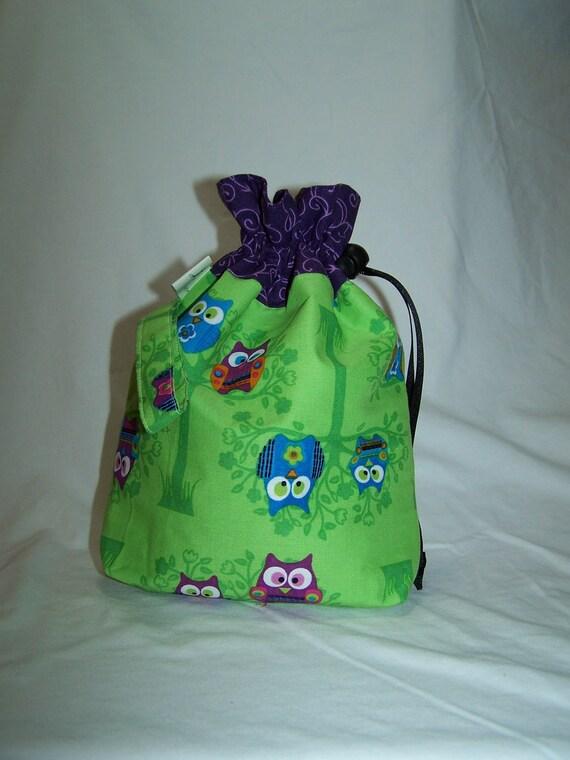 hoot owls (purple)