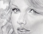 Taylor Swift Portrait (Original)