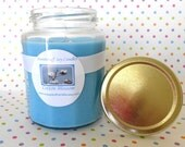 Cotton Blossom (Type) Scented Soy Candle 12oz
