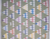 Lap or bed runner quilt