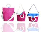 Handbag Pink  Ring Ring