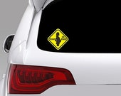 Pregnant On Board Safety Car Window Bumper Removable Vinyl Sticker Sign Decal Baby Shower (A007)