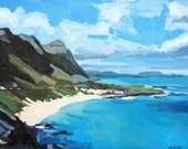 "Oahu: 16x20"" Archival Print- Signed"