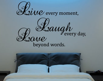 Popular items for quotes on living on Etsy