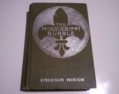 The Mississippi Bubble Vintage Book 1902