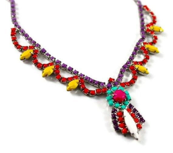 Vintage Tribal Necklace