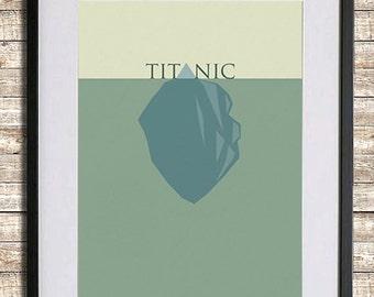 Titanic Poster Print