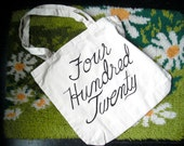 Four Hundred Twenty (420) - Tote
