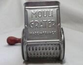 1940's Vintage Mouli Grater