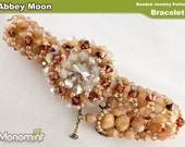 Bracelet Beading Pattern - Abbey Moon