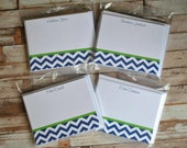 Personalized or Monogrammed Note Cards