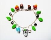 My Neighbor Totoro Charm Bracelet